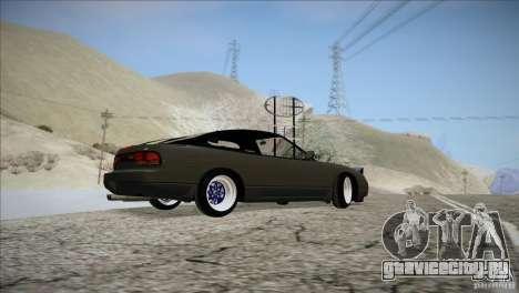 Nissan 240SX S13 для GTA San Andreas