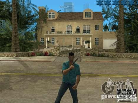 Стандартный Томми в HD для GTA Vice City третий скриншот