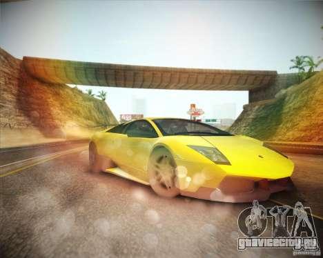 ENBSeries by ibilnaz v 2.0 для GTA San Andreas четвёртый скриншот