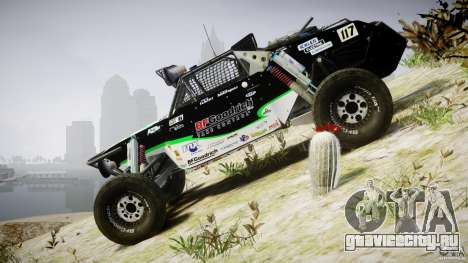 Ickler Jimco Buggy [Final] для GTA 4 вид изнутри