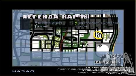 Покупка собственной Базы для GTA San Andreas шестой скриншот