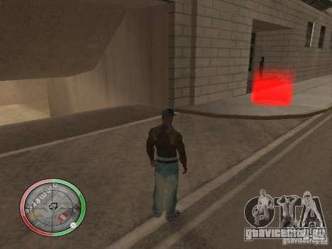 Car shop для GTA San Andreas
