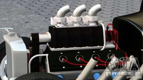 Custom Hot Rod 1933 для GTA 4 вид слева