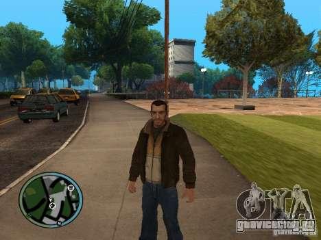 Nico Bellic для GTA San Andreas