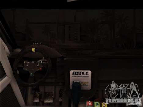 Chevrolet Lacetti WTCC v2 для GTA San Andreas