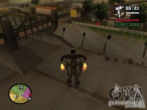 Вода по умолчанию для GTA San Andreas второй скриншот