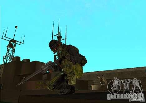 Скин из Battlefield 3 для GTA San Andreas второй скриншот