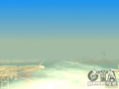 New Sky Vice City для GTA San Andreas десятый скриншот