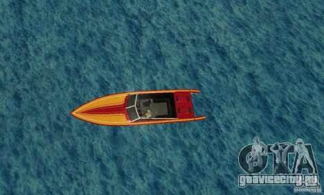 GTAIV Jetmax для GTA San Andreas вид справа