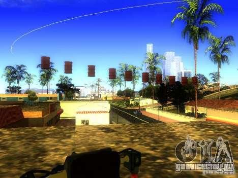 Бомбы для GTA San Andreas четвёртый скриншот