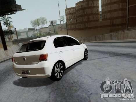 Volkswagen Golf G6 v3 для GTA San Andreas вид слева