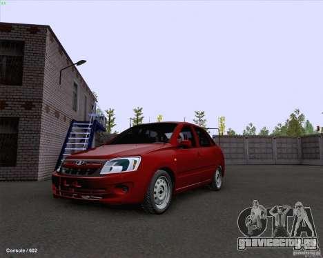 ВАЗ 2190 Сток для GTA San Andreas