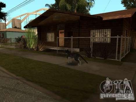 Животные для GTA San Andreas третий скриншот
