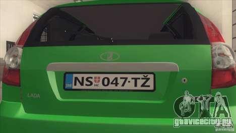 Lada 2171 Priora для GTA San Andreas