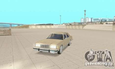 Mercury Grand Marquis LS 1986 для GTA San Andreas