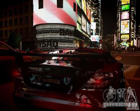 iCEnhancer 2.1 Final для GTA 4 четвёртый скриншот