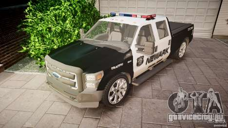 Ford F350 Marked [ELS] для GTA 4