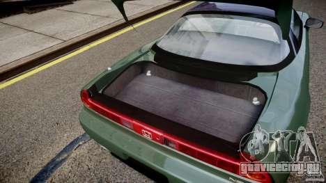 Honda NSX NA2 [Beta] для GTA 4 вид сбоку