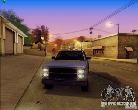 SA_Mod v1.0 для GTA San Andreas пятый скриншот