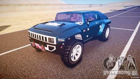 Hummer HX для GTA 4