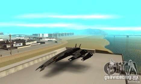 S.S.V. NORMANDY-SR 2 для GTA San Andreas