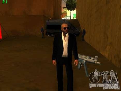 New FBI для GTA San Andreas второй скриншот