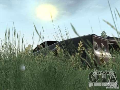 Sabre HD для GTA San Andreas вид сзади