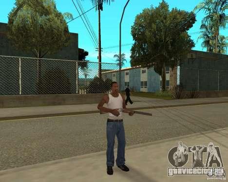 Оружия из STALKERa для GTA San Andreas пятый скриншот