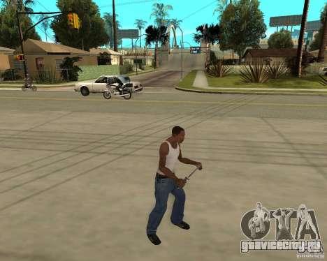 Оружия из STALKERa для GTA San Andreas седьмой скриншот
