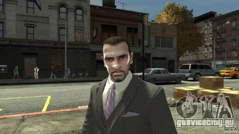 Johnny Klebitz для GTA 4