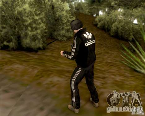 SkinPack for GTA SA для GTA San Andreas шестой скриншот