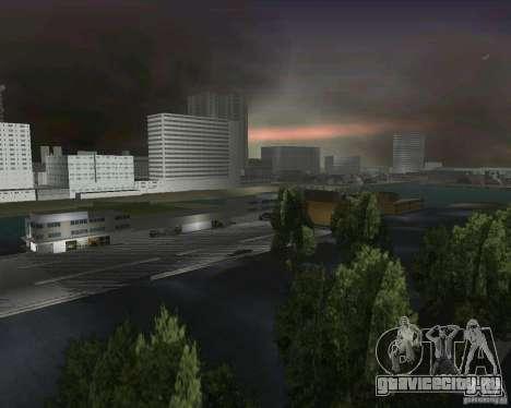 Назад в Будущее Hill Valley для GTA Vice City