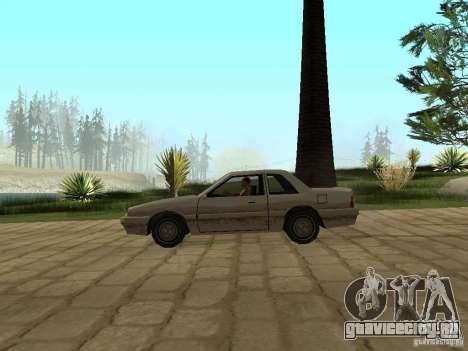 Пневматическая подвеска для GTA San Andreas четвёртый скриншот