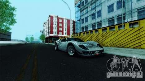 ENBSeries by egor585 для GTA San Andreas второй скриншот