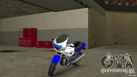Suzuki GSX-R 600 beta 0.1 для GTA Vice City