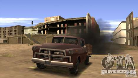 Дизель v 2.0 для GTA San Andreas четвёртый скриншот