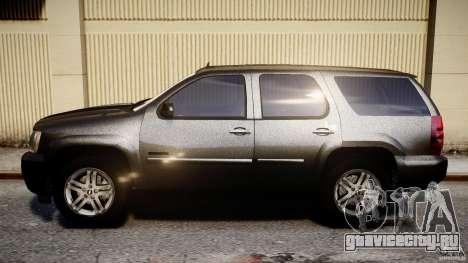 Chevrolet Tahoe 2007 для GTA 4 вид слева