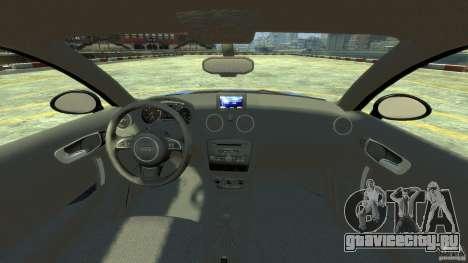 Audi A1 для GTA 4 вид справа