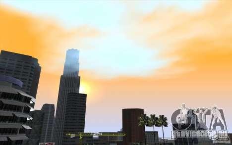 Timecyc Los Angeles для GTA San Andreas седьмой скриншот