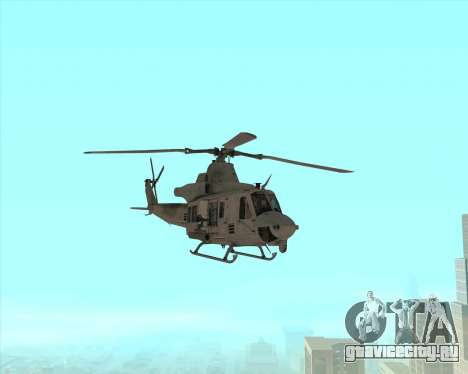 UH-1 Iroquois для GTA San Andreas