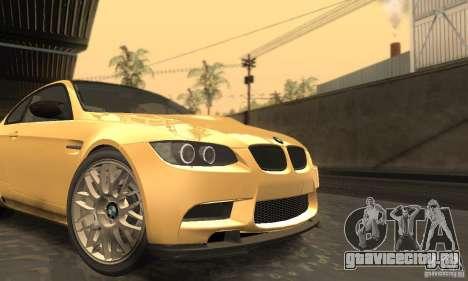 ENBSeries by dyu6 для GTA San Andreas шестой скриншот