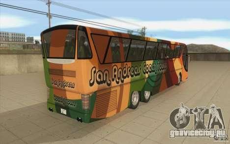 Design-X6-Public Beta для GTA San Andreas вид сзади слева
