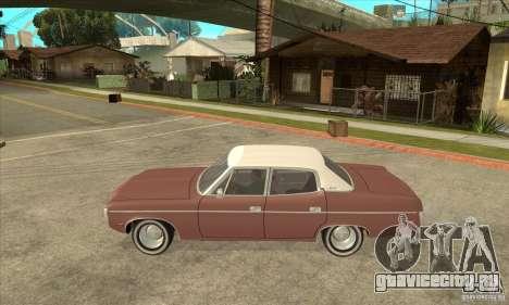 AMC Matador 1971 для GTA San Andreas вид слева