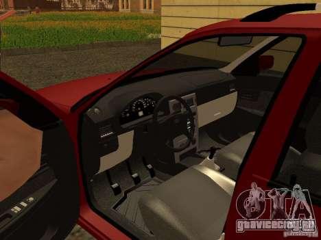 ВАЗ 2171 для GTA San Andreas вид сзади