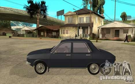 Dacia 1300 v2 для GTA San Andreas вид слева