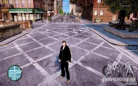 Костюм Adidas для GTA 4