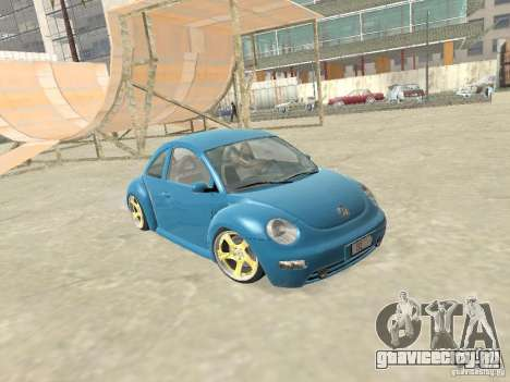 VW Beetle 2004 для GTA San Andreas