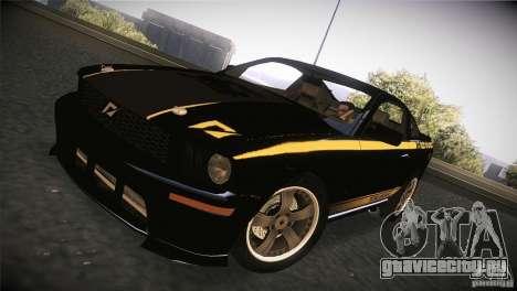 Shelby GT500 Terlingua для GTA San Andreas вид слева