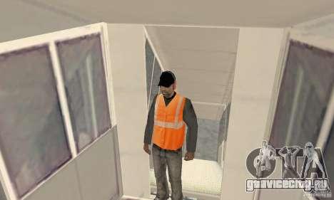 Airport Vehicle для GTA San Andreas девятый скриншот