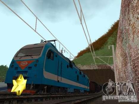 Animtrain для GTA San Andreas третий скриншот